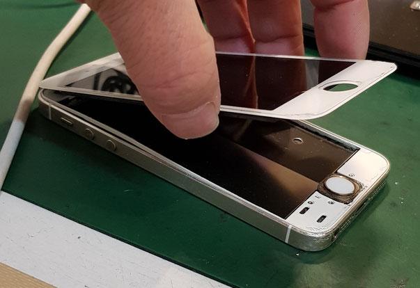 iPhoneコピーパネルはトラブルが多い