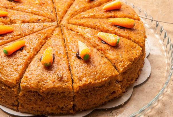 Möhren-Käse-Tarte