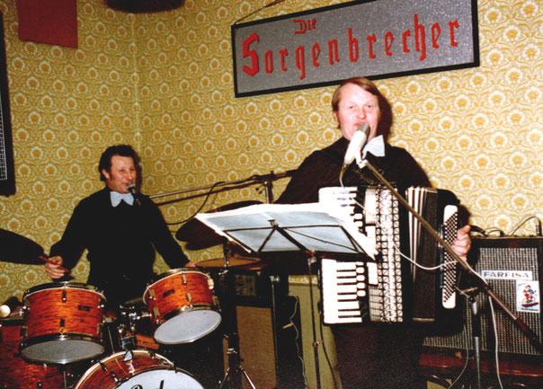 Manfred Jüptner, Helmut Dettmer/Foto: Repro Heinz Tödtmann