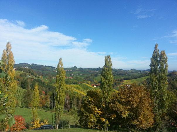 So schön ist es in der Steiermark