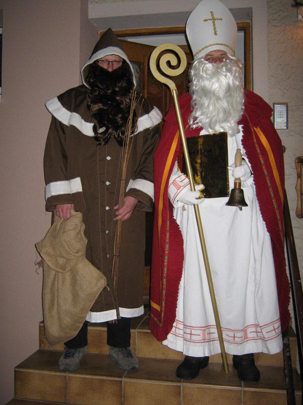 Jürgen und ich (Nikolaus), 2013
