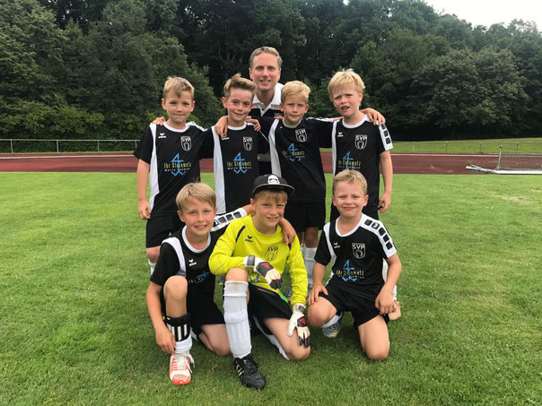 Unser Team beim Turnier in Affalterbach