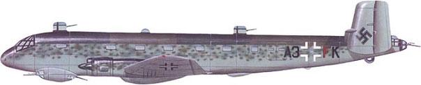 Junker Ju-290 in servizio presso il II/KG200.