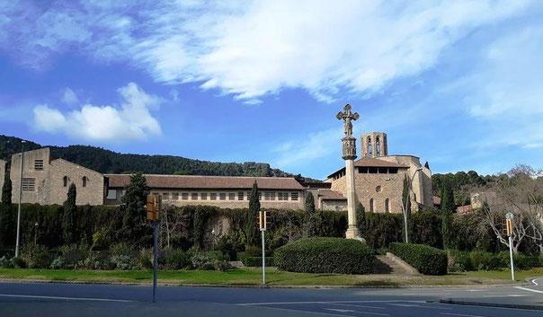 Монастырь Педральбес в Барселоне - самые красивые монастыри в Каталонии