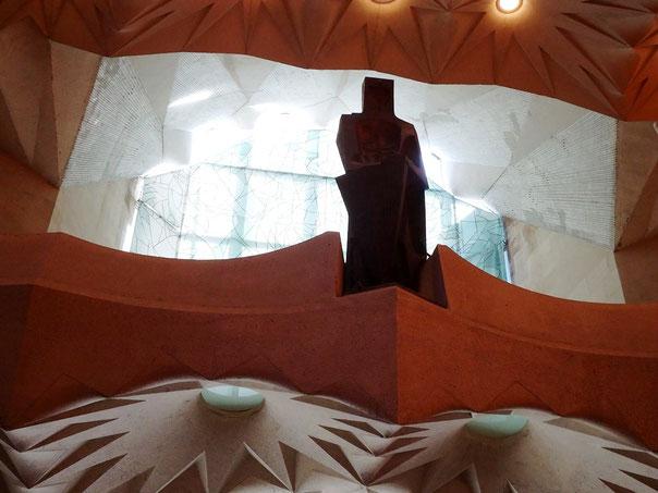 Антонио Гауди - скульптуры Храма Святого Семейства Гиды в Барселоне, экскурсии в Барселоне