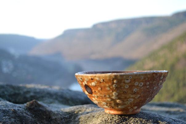 Bancha Tee im Sommer