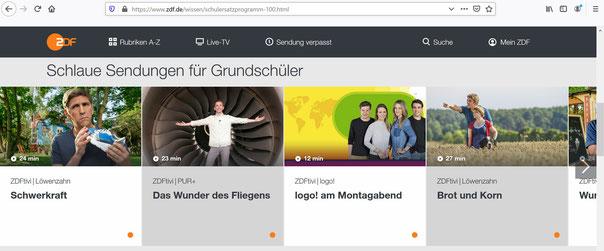 Bildquelle: www.zdf.de/wissen/schulersatzprogramm-100.html