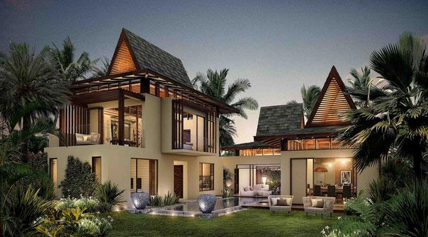 Nouveau programme par votre agence immobilière JINVESTY : Jacaranda Villas