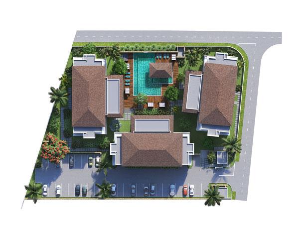 Nouvelle résidence 2019 en achat et investissement ile maurice pds
