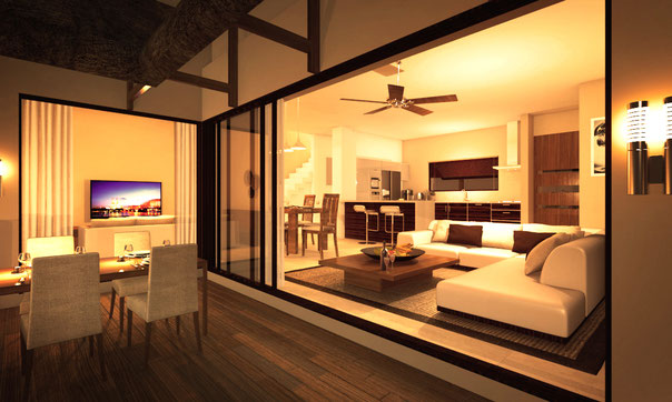 villa domaine cap tropical investisseur ile maurice