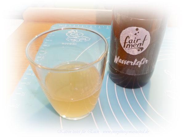Fertige Limonade und super lecker ;)  ...