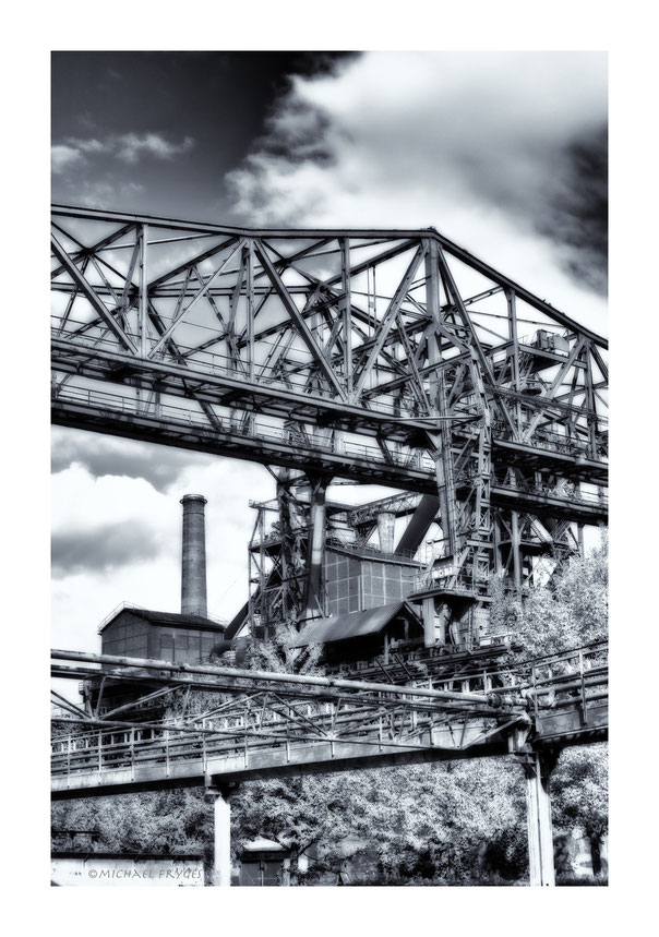 Stahlwerk Duisburg Nord