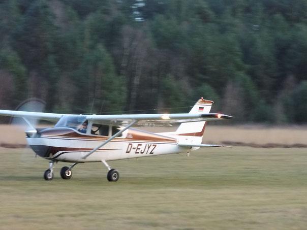 C175A Skylark - D-EJYZ