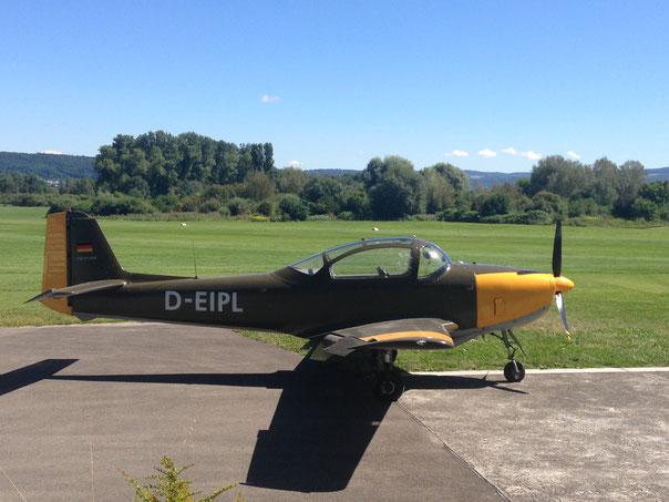 Piaggio (Focke-Wulff) FWP.149D - D-EIPL