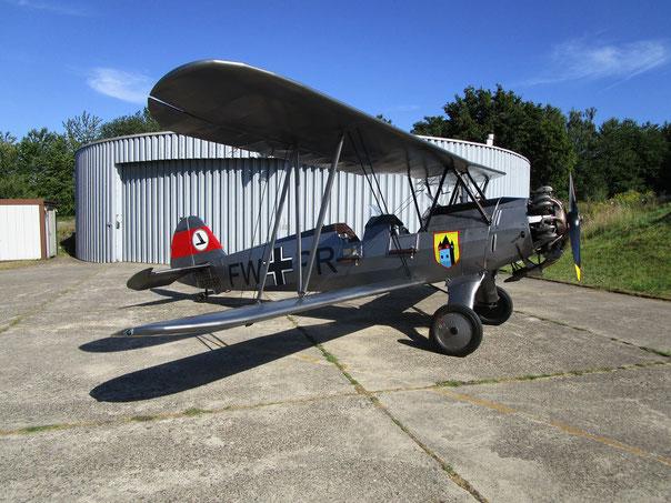 Focke-Wulff Fw.44J Stieglitz - D-EGBR