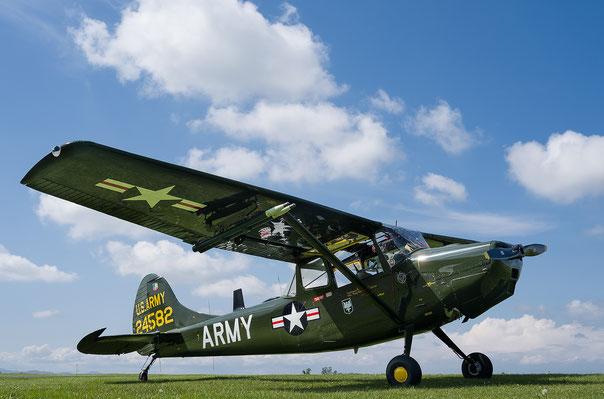 Cessna L-19E Birddog - G-VDOG