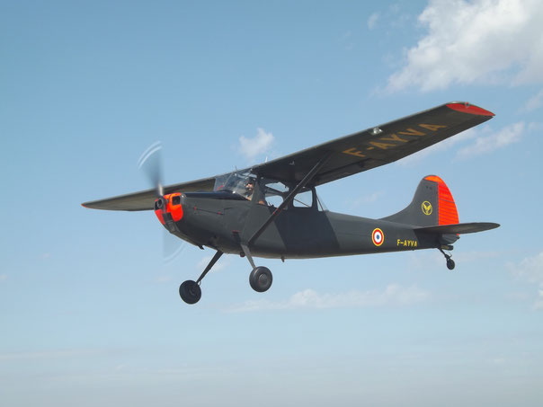 Cessna L-19E Birddog - F-AYVA