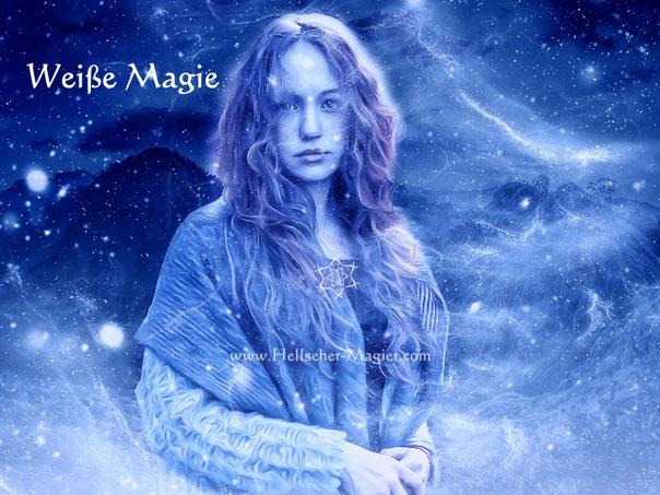 liebeszauber und rituale mit weißer magie