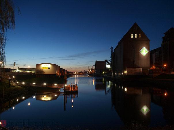 März 2014 - Holz- und Fabrikenhafen