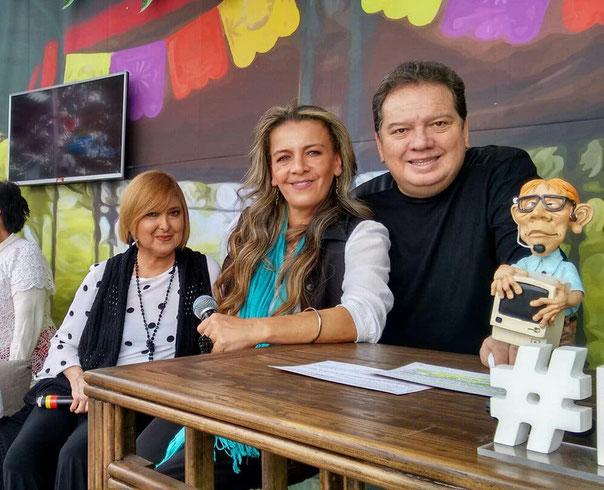 Carolina Wauman Mediadora Privada 559 CDMX - Herencias en ¡Pásele, Yo invito! con Jorge Muñiz - TV AZTECA