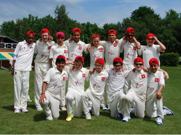 Swiss U13s in 2017