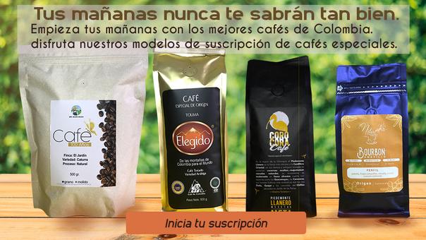suscripción de café especial, café, cafe especial, cafe en grano, suscripción de café, coffee box