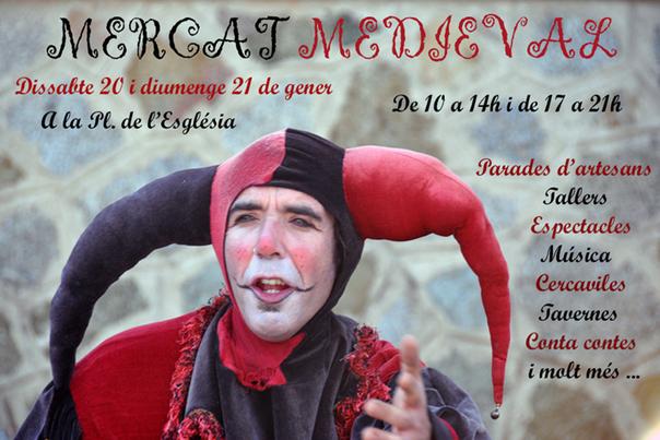 Festa Major i Mercat Medieval en Sant Vicenç de Montalt