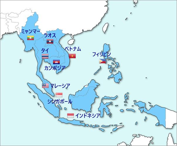 東南アジアネットワーク