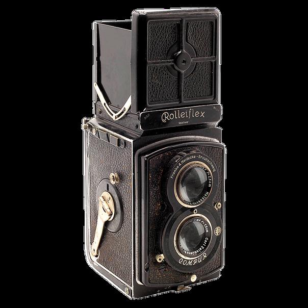 Alte Rolleiflex von 1932
