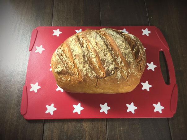 Brot Quarkkruste; Brot Dinkel Quark Thermomix; Brot aus dem Zaubermeister mit Dinkelmehl; Brot Quark Dinkel Kruste
