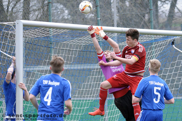 Kreispokal: TSV Seulingen - Groß Ellershausen/Hetjershausen