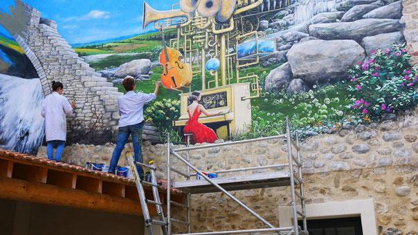 Monteux the traversée des arts