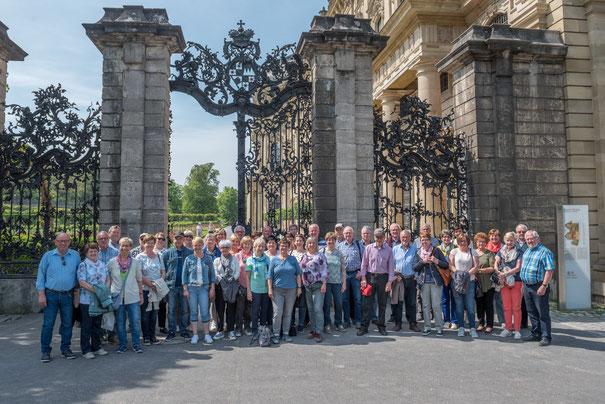 Foto von unserem Ausflug nach Bamberg und Würzburg im Mai 2019