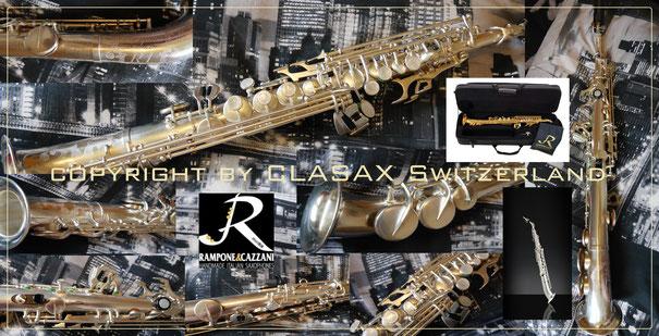 """CLASAX-Test_Rampone & Cazzani """"R1 Jazz AG finish"""""""