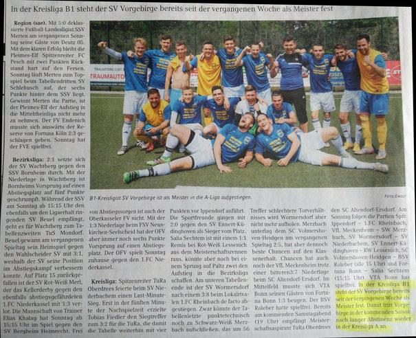 17.05.2017 - Schaufenster/Blickpunkt