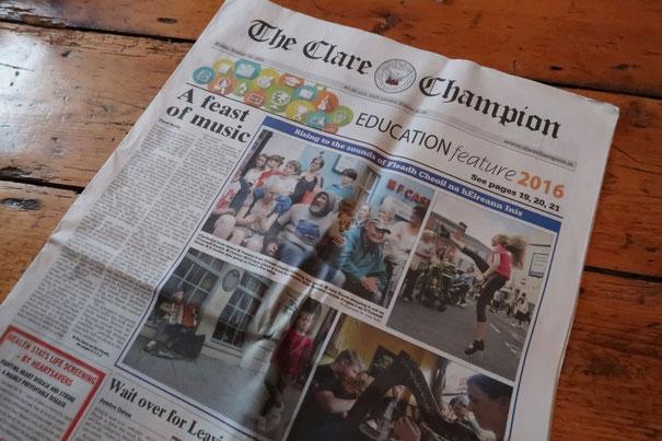 アイルランド 新聞