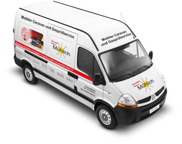 Mobiler Caravan- und Gasprüfservice Mühlich