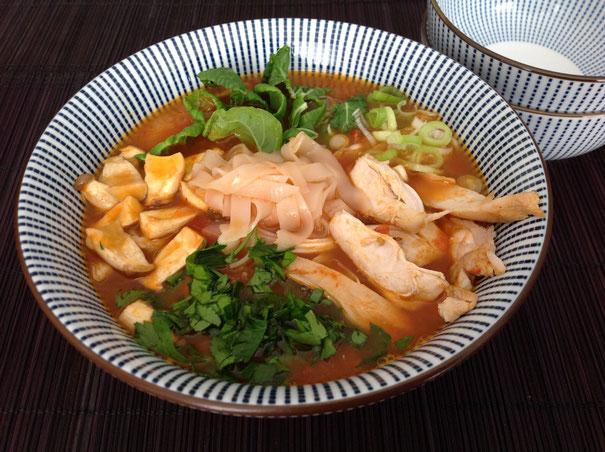 Vietnamese Tomatensoep