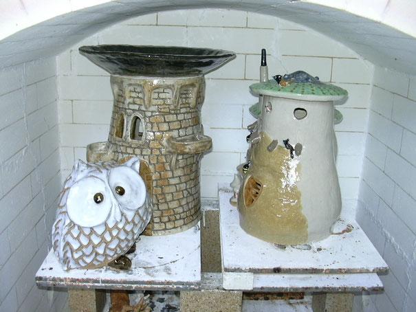 陶芸用のガス窯