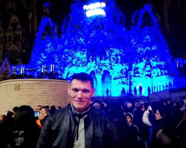 Саграда Рождественское Шоу
