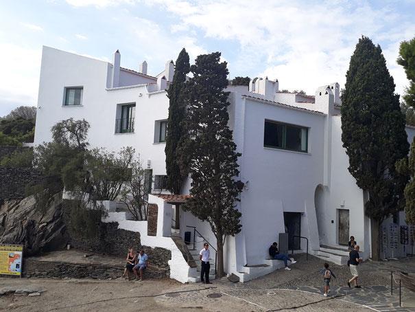 Дом, который Сальвадор Дали строил на протяжении десятилетий