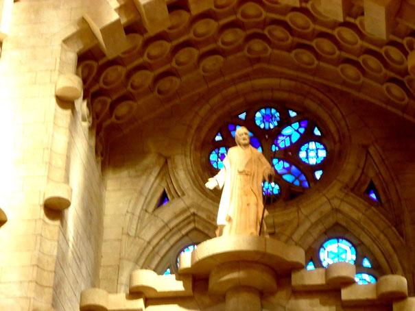 Храм Святого Семейства - интерьеры