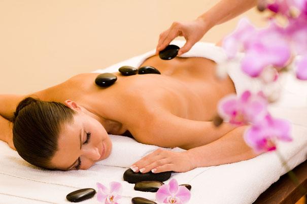 Thai Hot Stone Massage