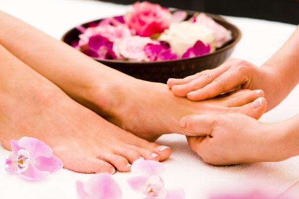 Thai Fußmassage