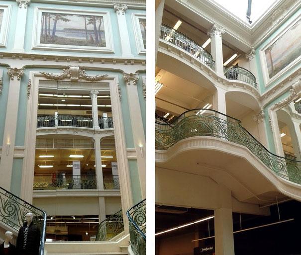 Galerie Lafayette DAX