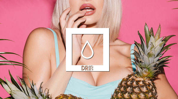 Drip Skateboards Pineapples Ad - VMS Distribution Europe