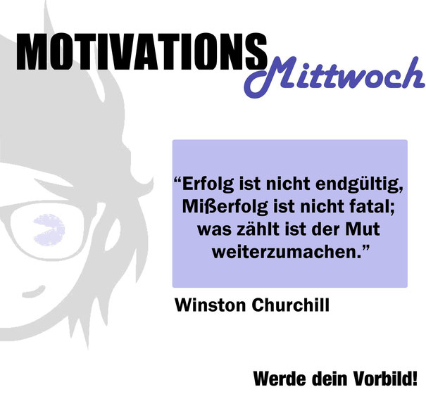 Winston Churchill Zitat Sport Aufgeben Disziplin Mut Sport Fitness Insiration