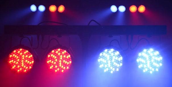 4er LED-Bar