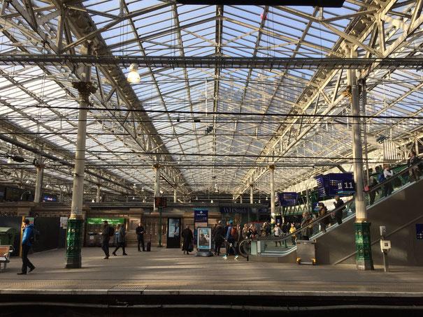 Frankfurt am Main Hauptbahnhof Foto: Ulrich Melzer