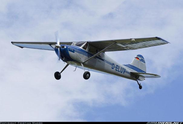 Cessna C170B - D-ELUV